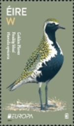 [EUROPA Stamps - National Birds, type DXC]