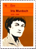 [The 100th Anniversary of the Birth of Iris Murdoch, 1919-1999, type DXM]