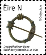 [Definitives - A history of Ireland, type DXP]