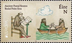 [EUROPA Stamps - Ancient Postal Routes, type DYY]