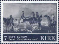 [EUROPA Stamps - Paintings, type DZ]