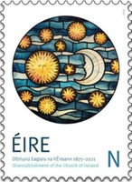 [The 150th Anniversary of the Disestablishment of the Church of Ireland, type DZS]