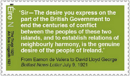 [The 100th Anniversary of the Truce Between the IRA and Crown Forces, type EAI]