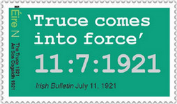[The 100th Anniversary of the Truce Between the IRA and Crown Forces, type EAJ]