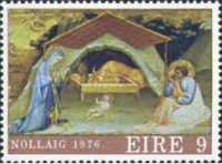[Christmas Stamps, type ES1]