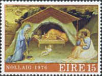 [Christmas Stamps, type ES2]