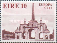 [EUROPA Stamps - Monuments, type FI]