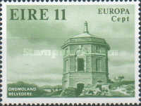 [EUROPA Stamps - Monuments, type FJ]