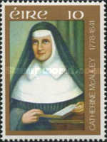 [The 200th Anniversary of the Birth of Catherine McAuley, type FO]