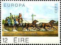 [EUROPA Stamps - Post & Telecommunications, type GN]