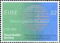 [The 250th Anniversary of the Royal Dublin Society, Typ HV]