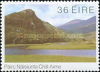 [The 50th Anniversary of the Killorney National Park, type HY]