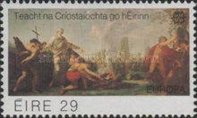 [EUROPA Stamps - Historic Events, type IC]