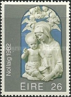 [Christmas Stamps, type IR1]