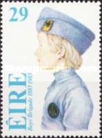 [The 100th Anniversary of the Boys Brigade, type JE]