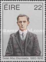 [The 100th Anniversary of Seán Mac Diarmada, type JN]