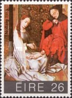 [Christmas Stamps, type JX1]
