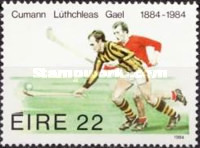 [The 100th Anniversary of the Gaelic Sports Association, type KO]