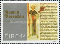 [The 1500th Anniversary of the Saint St. Brendan, type KR]