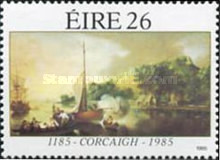 [The 800th Anniversary of the Town of Cork, type KY]
