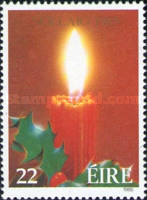 [Christmas Stamps, type LS]