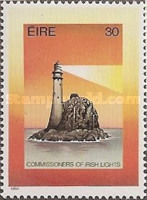 [The 200th Anniversary of the Lighthouses, type MJ]