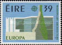 [EUROPA Stamps - Modern Architechture, type NH]