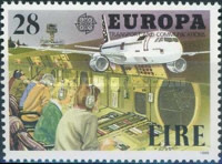 [EUROPA Stamps - Transportation and Communications, type OH]