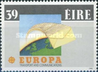 [EUROPA Stamps - Transportation and Communications, type OI]