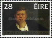 [The 25th Anniversary of the Death of John F. Kennedy, type OV]