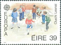 [EUROPA Stamps - Children's Games, Typ PL]