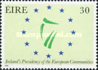 [The Irish Presidency of the EEC, type QD]