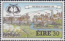 [The 300th Anniversary of the Battle at Boyne and Limerick, type QS]