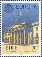 [EUROPA Stamps - Post Offices, Typ QV]