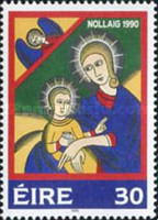 [Christmas Stamps, type RR]
