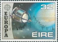 [EUROPA Stamps - European Aerospace, Typ SG]
