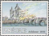 [The 300th Anniversary of the Occupation of Athlone and the Peace Agreement at Limerick, Typ SI]