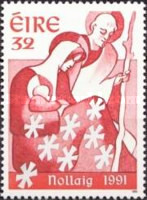 [Christmas Stamps, Typ SX]