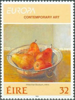 [EUROPA Stamps - Contemporary Art, Typ UR]