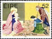 [Christmas Stamps, Typ VH]