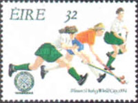 [The 100th Anniversary of the Irish Womens' Hockey Union, Typ VZ]