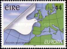 [EUROPA Stamps - Peace and Freedom, Typ XB1]