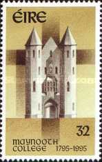 [The 200th Anniversary of St. Patrick's College in Maynooth, type XO]
