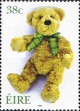 [Greeting Stamps - Classic Children`s Toys - Teddy Bear, Typ XQB]