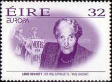 [EUROPA Stamps  - Famous Women, Typ YS]