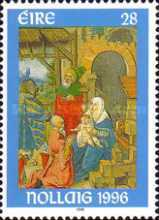 [Christmas Stamps, Typ ZS]