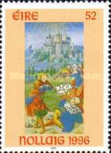 [Christmas Stamps, Typ ZU]