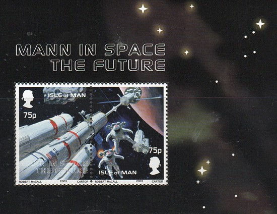 [Man in Space, type ]