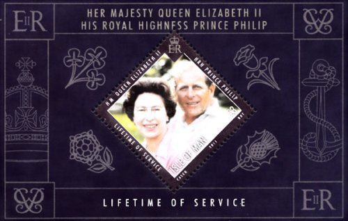 [Lifetime of Service - The Royal Couple, type ]