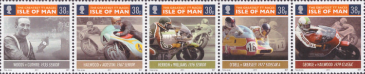 [The 100th Anniversary of the TT Mountain Course, type ]